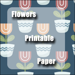 note paper flowers