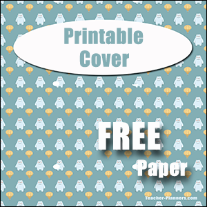 binder cover free