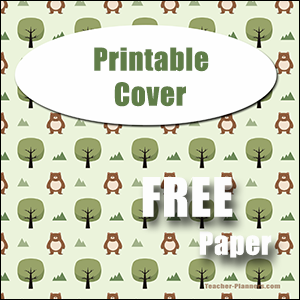 free binder cover