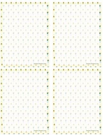 cactus notepaper