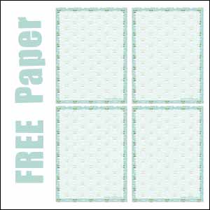 free digital notepaper