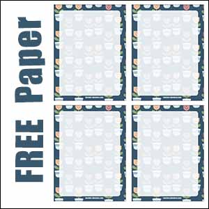 free note paper